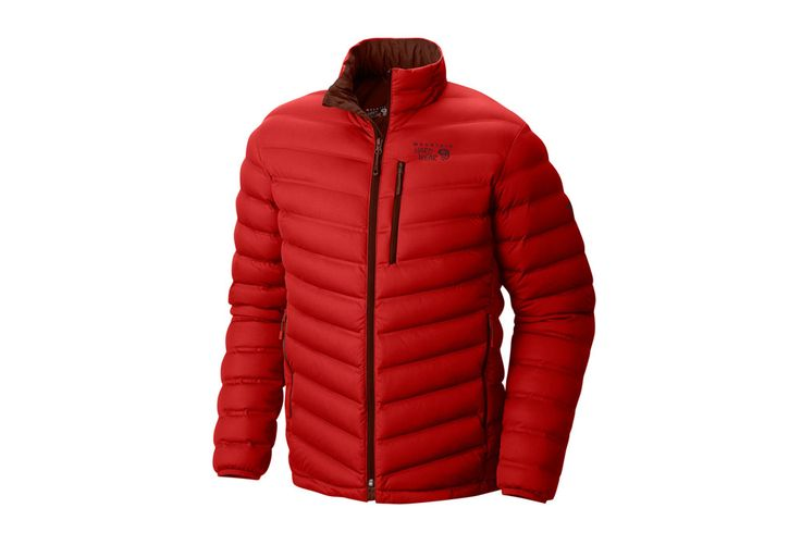 Mountain Hardwear StretchDown Jacket | The Clymb