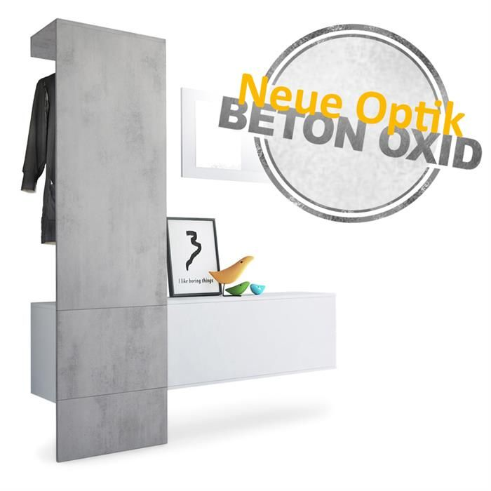 Garderobe Carlton Set 4 von vladon.de