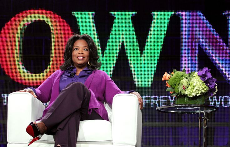 Oprah Winfrey Photo Gallery: Oprah continues to play an instrumental role on and off camera. On January 1, 2011 shelaunched the Oprah Winfrey Network, which airs the series Behind The Scenes, giving viewers an exclusive look at the making of Oprah's talk show. (Photo: Getty Images)