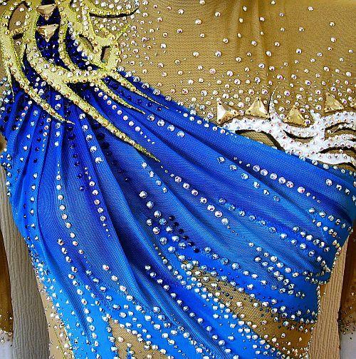 Образцы декорирования костюмов 3 :: Арт-ателье «Блеск»