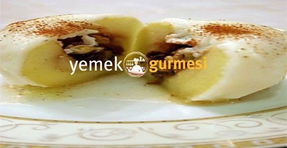 Kremalı Elma Tarifi