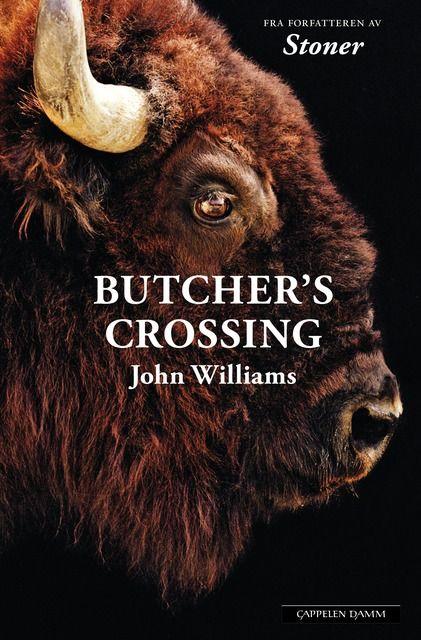 I denne intelligente og sterke boken til forfatteren av Stoner, kaster forfatteren nytt lys over den klassiske amerikanske myten om hvordan vesten ble vunnet. Jakten på denne siste store bøffelflokken, blir samtidig én manns jakt på hvem han er og hva han står for. Les utdrag her: http://issuu.com/cappelendamm/docs/butcher_s_crossing_av_john_williams www.cappelendamm.no