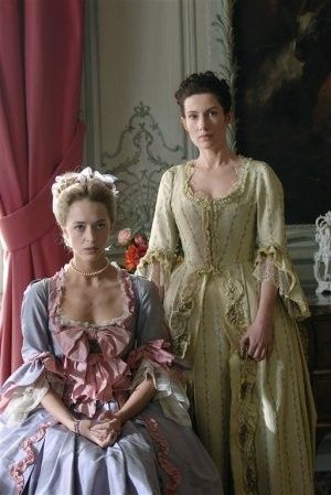 """Hélène de Fougerolles - """"Jeanne Poisson, marquise de Pompadour"""" (TV 2006)"""