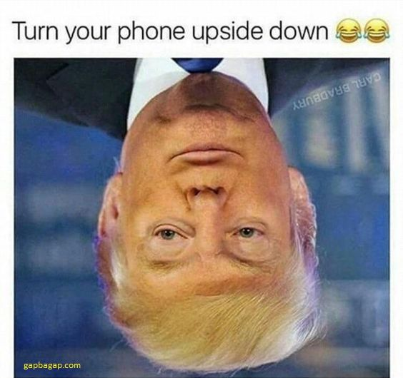 Funny Picture Of Mind = Blown ft. Donald Trump