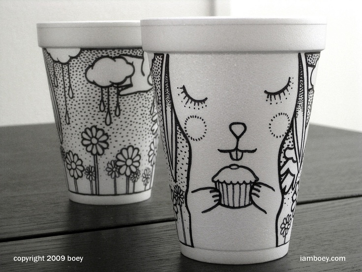 If It's Hip, It's Here: Some Of The Sharpest Sharpie Art Out There