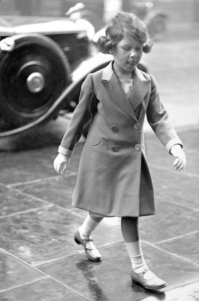 The Queen of England in photos: Childhood Elizabeth II