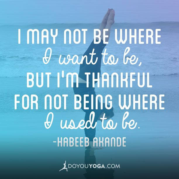 A fitting #quote as you look back on the year past and forward to 2016 <3 #yoga #inspiration