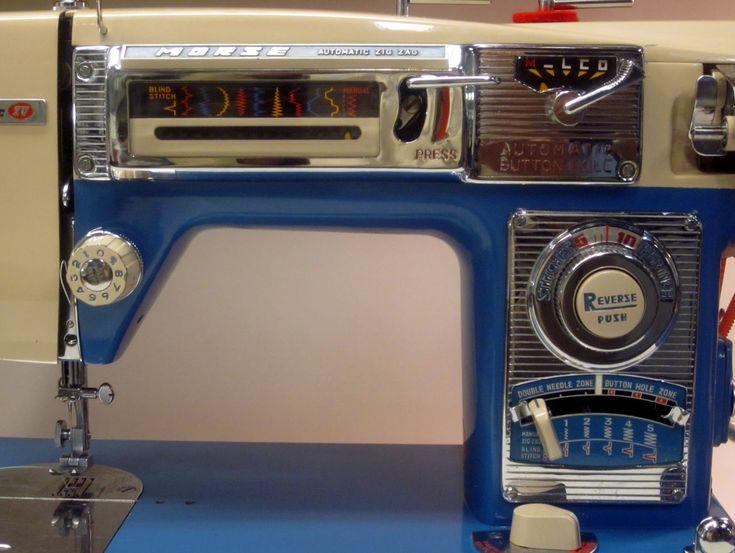sewing machine repair mi