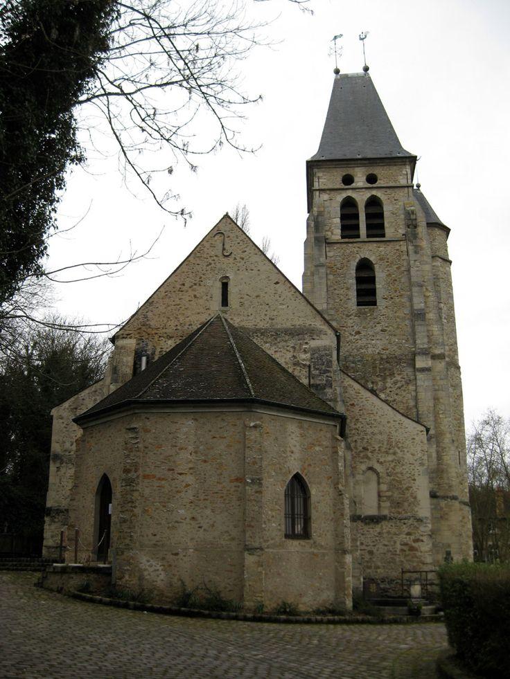 Eglise Saint- Denis Viry-Chatillon