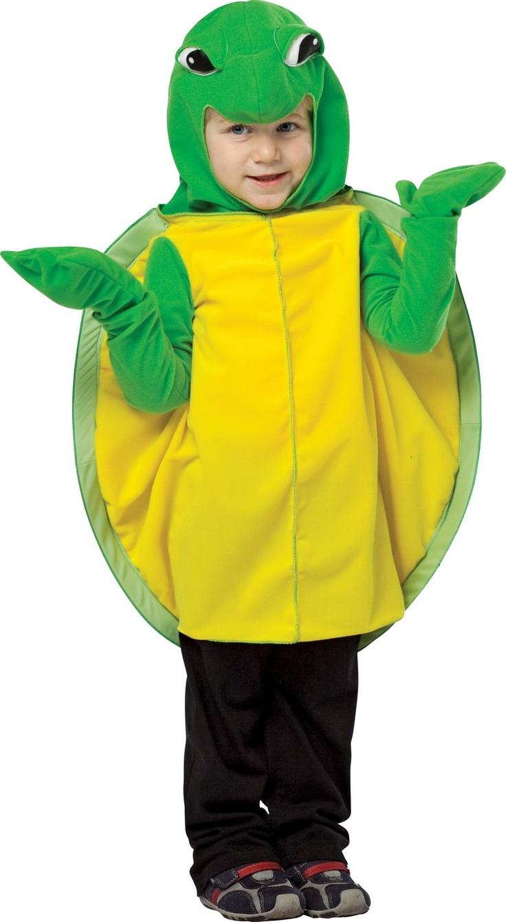 Disfraz de tortuga niño. Disponible en www.vegaoo.es                                                                                                                                                                                 Más