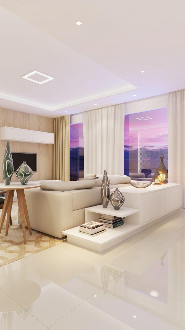 Sala De Estar Letra ~ Fotos de salas de estar modernas sala de estar  Arquitetura