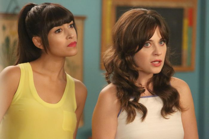 NEW GIRL Season 4 Episode 3 Photos Julie Beckman's Older Sister