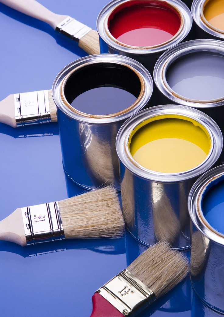 Think about on your next DIY painting project: LyondellBasell's polyvinyl acetate (PVAc) resins are used for making paint! That's right. Major applications include interior and exterior paints, adhesives, paper coatings and textile treatments.