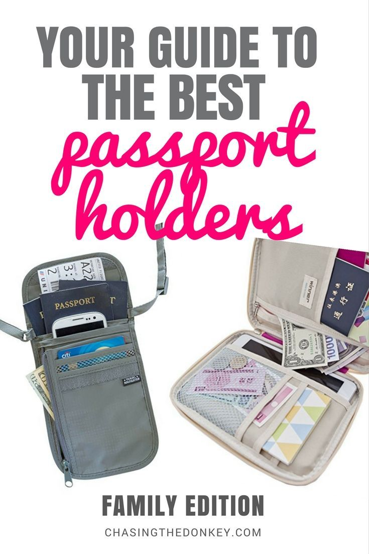 c8a3e857a68 This is your ultimate guide to buying the best family  passport holder -  multiple passport holder. It contains reviews and an easy to read  comparison chart.