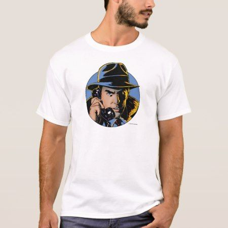 Detective T-Shirt - tap, personalize, buy right now!