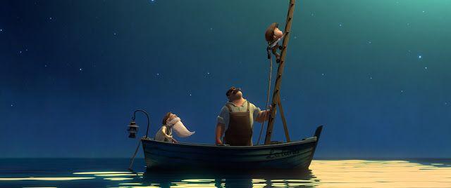 Filmes, Curtas, Documentários: La Luna - Pixar