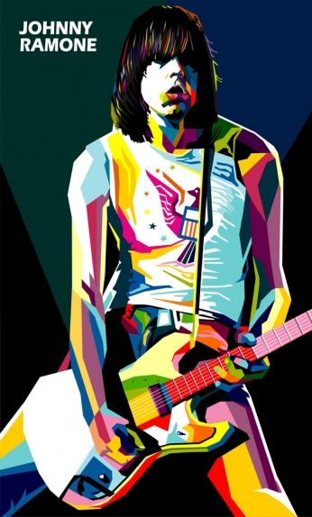 Johnny Ramone - Colors