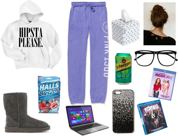 """""""Sick Day Outfit"""" by kaylaaareaserrr ❤ liked on Polyvore"""
