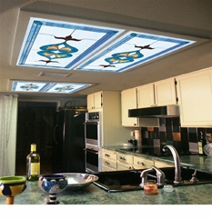 Decorative Light Diffuser