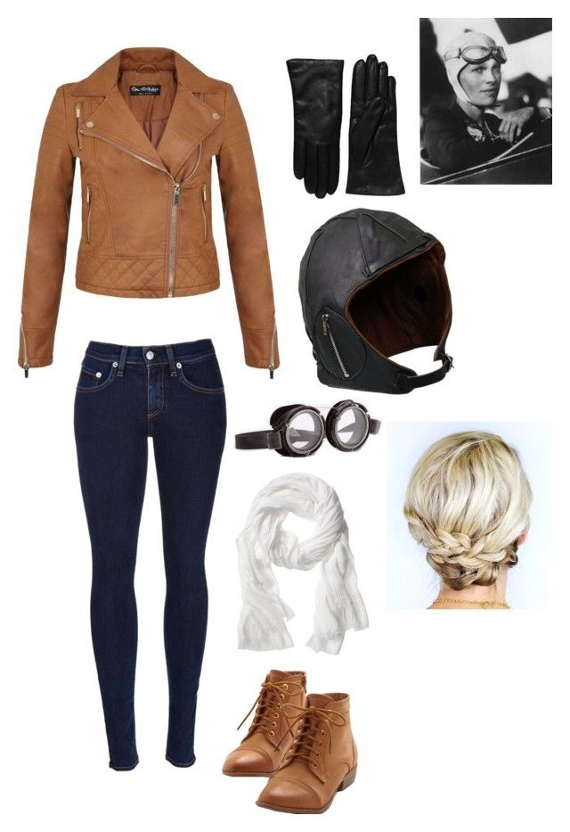 20 Best Diy Amelia Earhart Costume - Best Collections Ever H