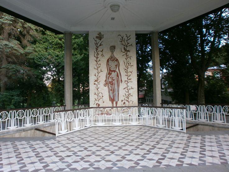 Hlavný prameň, Bardejovské kúpele