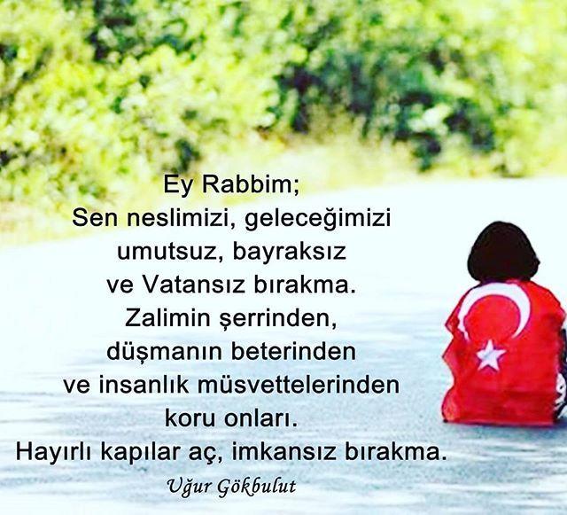 Amin Yarabbim. #ugurgokbulut #aminyarabbim
