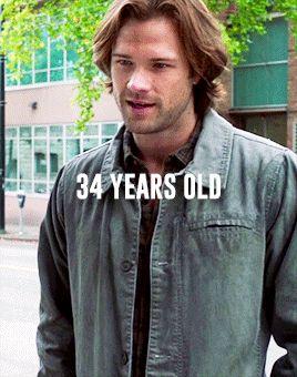 Happy Birthday Sam Winchester!