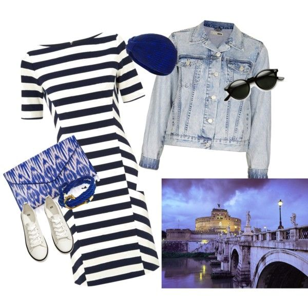 """Lovely Roman street style"" by ikatandfashion on Polyvore"