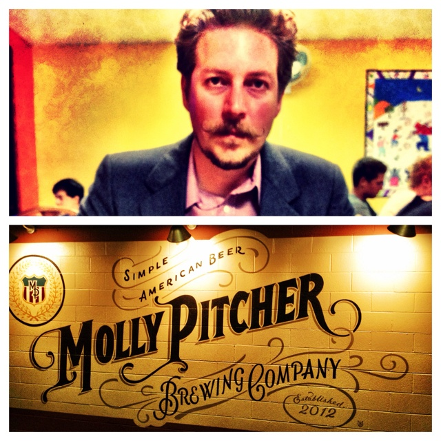 Molly Pitcher - new brewing company in Atascadero. We can't wait to try it out!