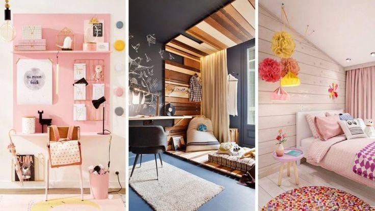 DIY Room Decor! 9 DIY Room Decorating Ideas for Teenagers 2019   Home Decor Idea…