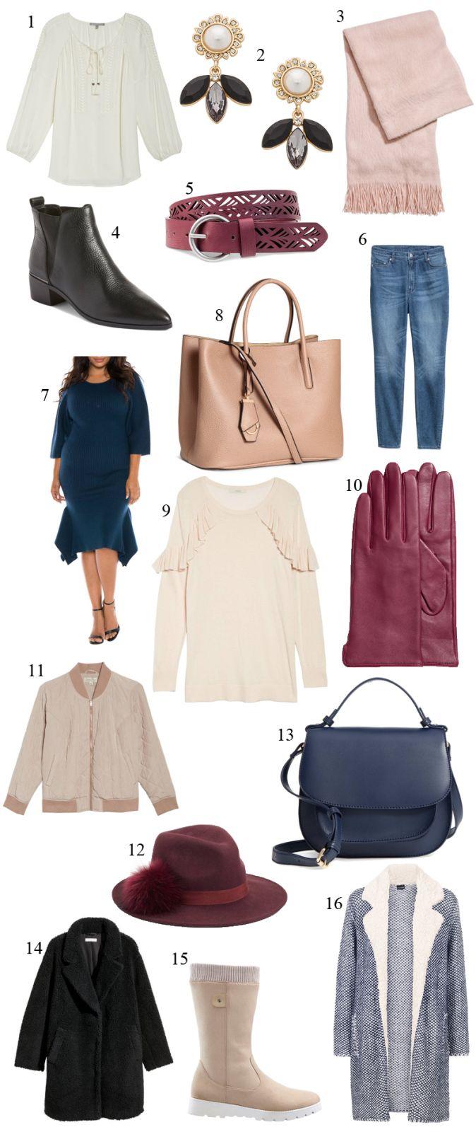 Late Fall Plus Size Fashion Picks Under 100 €