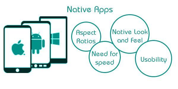 Image result for native apps for Enterprise Mobile Application Development
