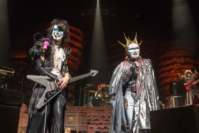【ミサレポート】聖飢魔II、「全席死刑」が執行された大阪2DAYS | 聖飢魔II | BARKS音楽ニュース