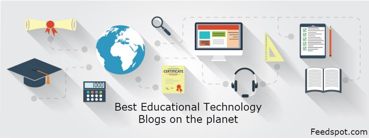 Educational Technology Blogs Best List. Find information on educational software, instructional technology, history of educational technology, school technology and much more by following Educational Technology Sites.