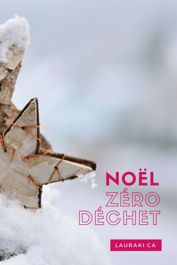 Une collaboration avec le magazine Le Must pour tendre vers un Noël zéro déchet. / A special article about a zero waste Christmas. #zerowastechristmas #noelzerodechet