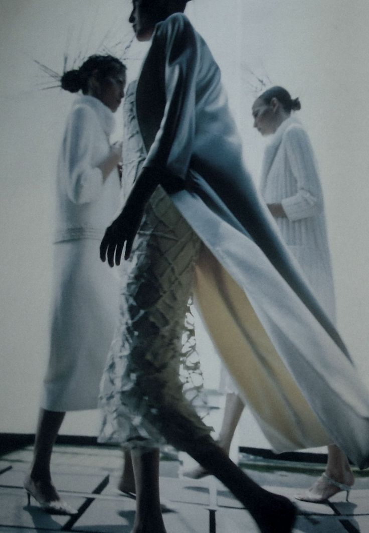 """""""Synthese Couture"""" photographed by Enrique Badulescu for Vogue Paris"""