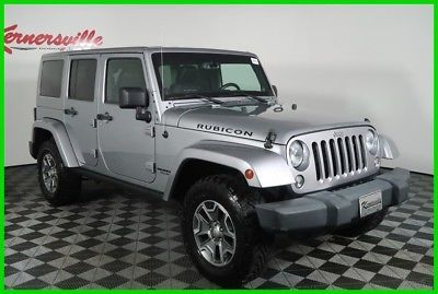 eBay: Jeep Wrangler Rubicon 4WD V6 SUV Heated Leather Seat Hard Top 100790 Miles 2014 Jeep Wrangler Unlimited Rubicon 4WD… #jeep #jeeplife