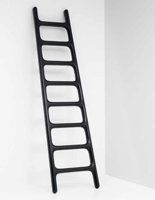Marc Newson, Carbon Ladder, 2009 (Galerie Kreo)