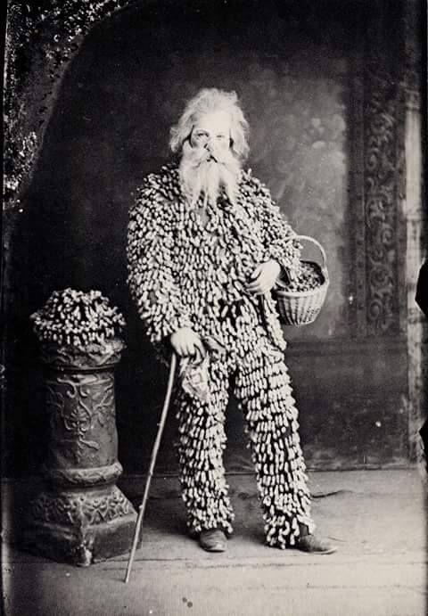 Peanut Vendor, 1890