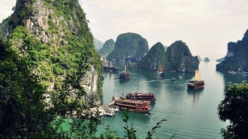 ⭕️ Best Places in Vietnam: Beaches, Ancient architecture, Hot springs, National Parks, Halong Bay, Cuc Phuong National Park, Hue, Hoi An