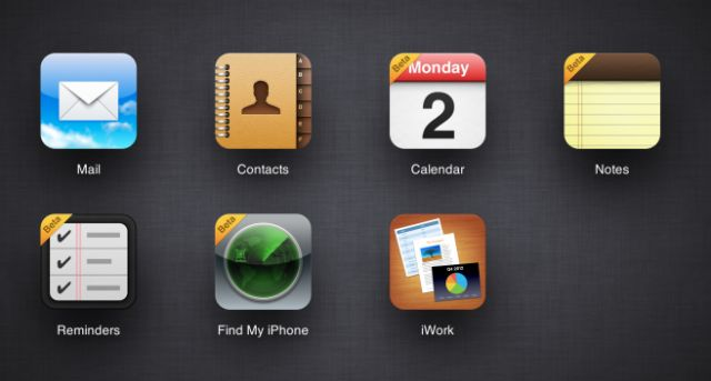 iCloud Beta Previews Web Versions of Notes and Reminders