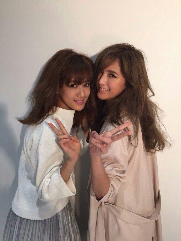 Karen Fujii & Shuuka Fujii #FujiiSister