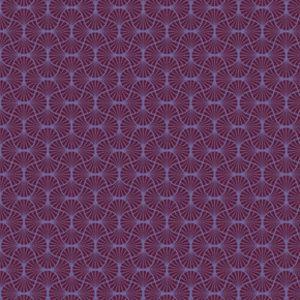 Dewberry Empire Weave in Garnet