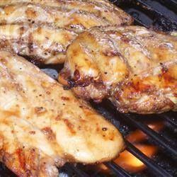 Photo de recette : Marinade parfaite pour poulet grillé