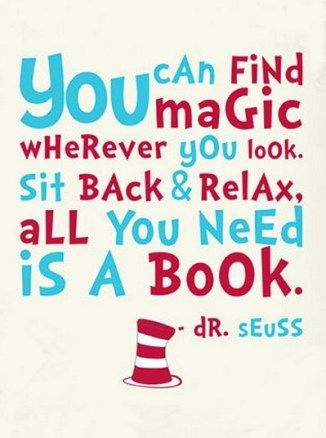 dr seuss reading quotes - Find the perfect quote from our hand-picked collection of inspiring words and share the best motivational words collection. Positive thoughts, great advice and ideas. #quote #Life #inspiration #motivation