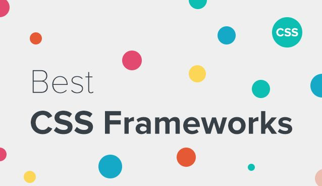 A great list of Best CSS frameworks for responsive web development. All these frameworks are the ideal tool for front end development.