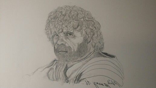 TYRION LANNIStER, Game of Thrones Art