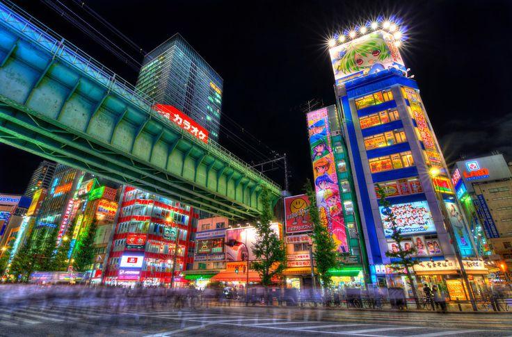 Akihabara // Tokyo, Japan