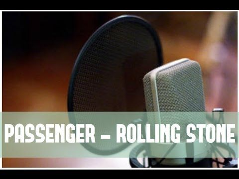 Passenger - Rolling Stone COVER by Nadia |  DEESBLOG