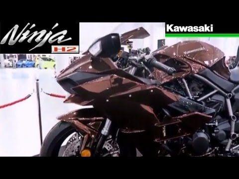 Modifikasi Kawasaki Ninja H2 Bling Bling Dan Ninja H2 Tetap Terlihat Gahar